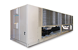 Air-Cooled Chiller: McQuay International