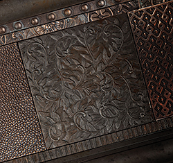 Metal Tiles: Crossville Inc.