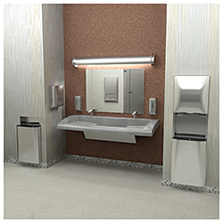 Dispensers and Receptacles: Bradley Corp.