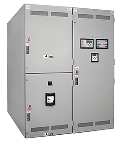 Medium Voltage Power Transfer Switches: Emerson Network Power