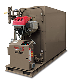 Condensing Boiler: The Fulton Companies