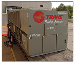 Cooling Unit Rental: Trane Rental Services