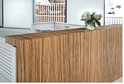 Wood Veneers: Kimball Office