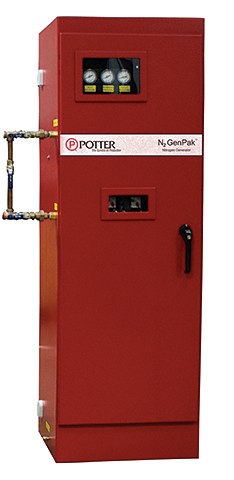 Nitrogen Generator: Potter Electric Signal Co. LLC