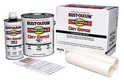 Dry Erase Paint: Rust-Oleum Corp.
