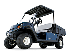 Utility Vehicles: Cushman
