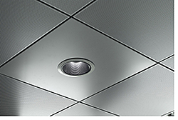 Ceiling Tile: Hunter Douglas Contract