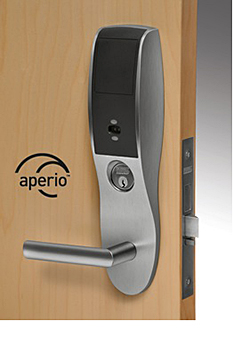 Facilities Management Security Wireless Lock Assa Abloy