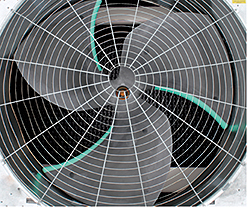 Cooling Tower Fan: Baltimore Aircoil Co.