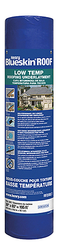 Roofing Underlayment: Henry Co.