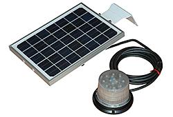 LED Beacon: Magnalight by Larson Electronics