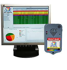 Electrical Enclosure Monitor: Delta T Engineering LLC