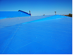 Vinyl Roofing: Seaman Corp. - Fibertite Division