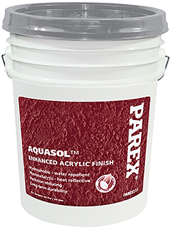 Acrylic Finish: ParexUSA