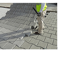 Permeable Paving: PaveDrain