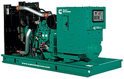 Generator Set: Cummins Power Generation