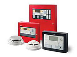 Fire System: Siemens Building Technologies Inc., Fire Safety Div.