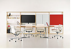 Systems Furniture: Herman Miller Inc.