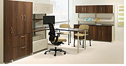Systems Furniture: The HON Co.