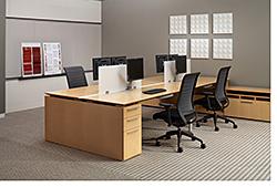 Benching: Kimball Office