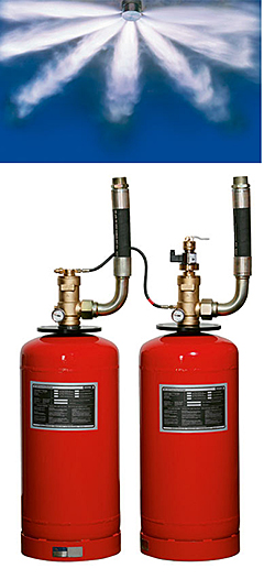Fire Suppression System: Viking Corp.