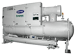Chiller: Carrier Corp.