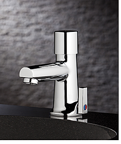 Metering Faucet: The Chicago Faucet Co.