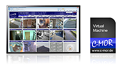 Video Surveillance Network Video Recorder: C-MOR Inc.