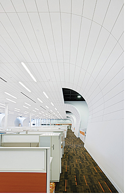Ceiling Panel: Armstrong Commercial Ceilings & Walls