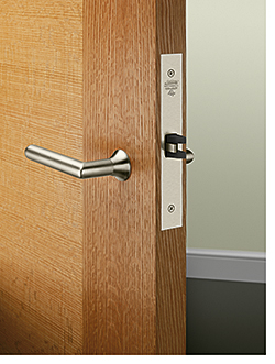 Door Trim: Corbin Russwin Architectural Hardware