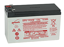 Battery: EnerSys