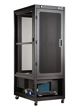 Air-conditioned Computer Cabinet: MovinCool/DENSO Sales California Inc. (Uptime Racks)