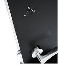 Door Lock: VingCard Elsafe (ASSA ABLOY Hospitality Inc.)