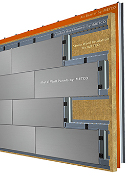 Facilities Management Windows Exterior Walls Exterior Wall Assembly Imetco Building