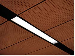 Ceiling System: Armstrong Commercial Ceilings & Walls