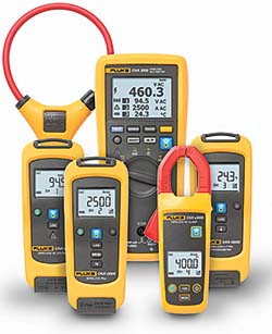 Wireless Multimeter System: Fluke Corp.