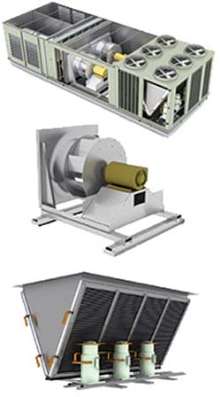 Unitary Rooftop System: Trane