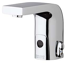 Electronic Faucet: The Chicago Faucet Co.