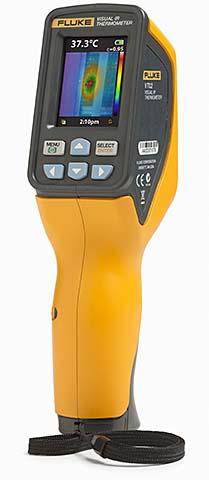Thermometer Camera: Fluke Corp.