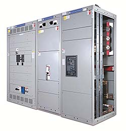 Switchboard: GE Industrial Solutions