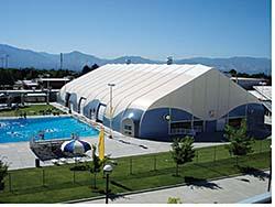 Architectural Fabrics: Seaman Corp. - Fibertite Division