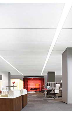 Integrated Ceiling Systems: USG Corp.