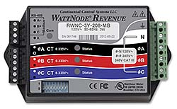 Electric Power Meter: Continental Control Systems LLC