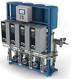 Booster System: Aurora Pump