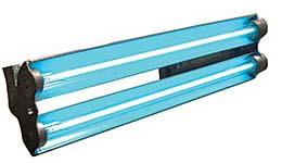 Fluorescent Light Fixture: Larson Electronics LLC