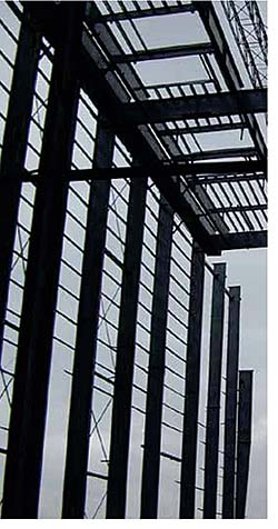 Framing System: Varco Pruden Buildings