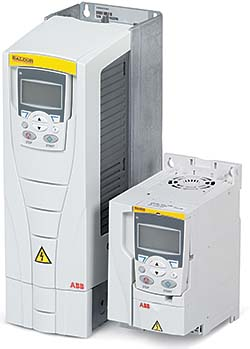 Variable Frequency Drives: Baldor Electric Co.