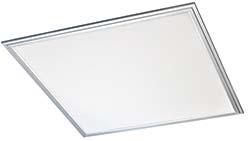 Edge-Lit LED Panels: Nora Lighting