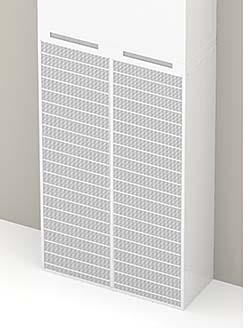 Ventilation Diffuser: Titus