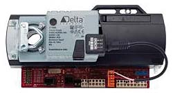 BACnet Controller: Delta Controls